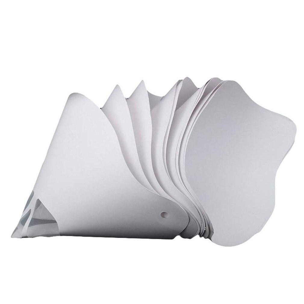 Filtro para pistola rociadora de pintura, filtro de papel grueso, accesorios para impresora 3D, filtro con filamentos, embudo de papel