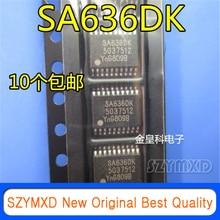 5Pcs/Lot New Original SA636 SA636DK TSSOP20 package chip imported original In Stock