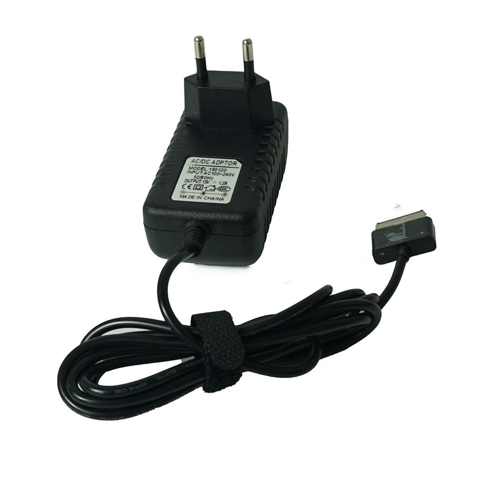 Cargador de tableta con enchufe europeo/estadounidense 15V 1.2A adaptador de viaje para...