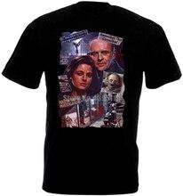 The Silence Of The Lambs Movie Poster Unisex Oversize T-Shirt Harajuku Tshirt Hardcore T-Shirt Horror Tshirts  Jlvlty
