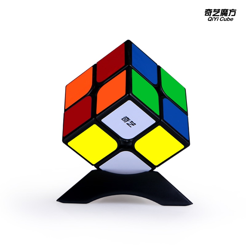 QIYI QIDI W 2x2 Speed Cube qidi 2x2x2 Professional Puzzle Cubo Magico Educational Toys Magic Cube Sticker baby kids toys 4x4x4 qiyi magic cube professional speed puzzle cube educational toys for kids children xmas gifts cubo magico rubic