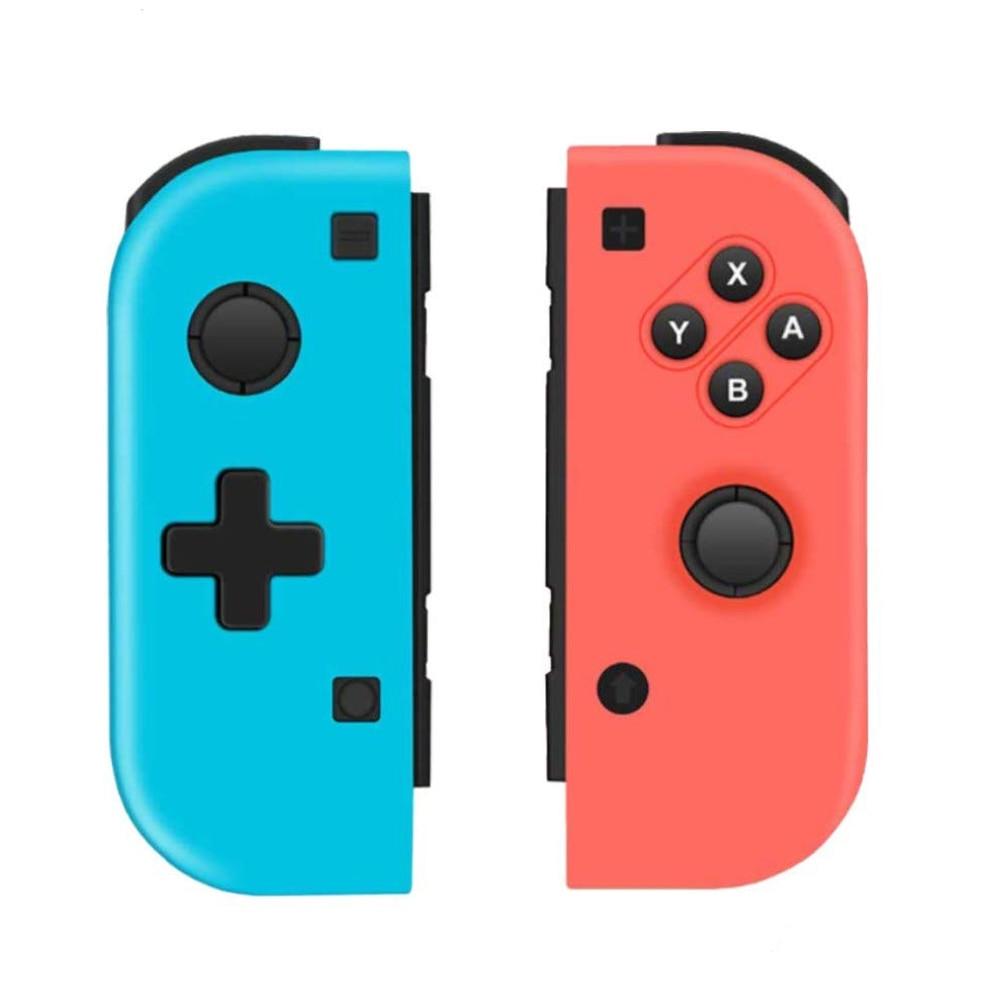 Wireless Switch(L/R) Controller Bluetooth Gamepads For Nintend Joy-Con Game Joystick