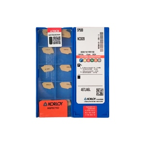 SP500 NC3020 100% KORLOY Original carbide insert with the best quality 10pcs/lot free shipping