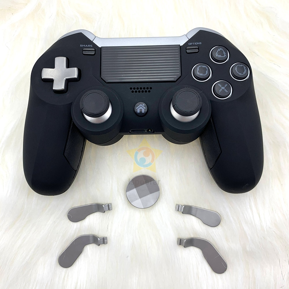 For Wireless Gamepad For Playstation Dualshock PS4 4 Bluetooth Joystick Controller Gamepads for PS4/PS4 Pro Silm PC game 2020 wireless bluetooth game controller for ps4 joystick for playstation dualshock 4 gamepad for mando ps4 console ps4 gamepads