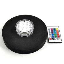 Small Size Shockproof Shisha Glass Bottle Mat , Led Light Sponge for Water Pipe /Hookah/Sheesha/Chic