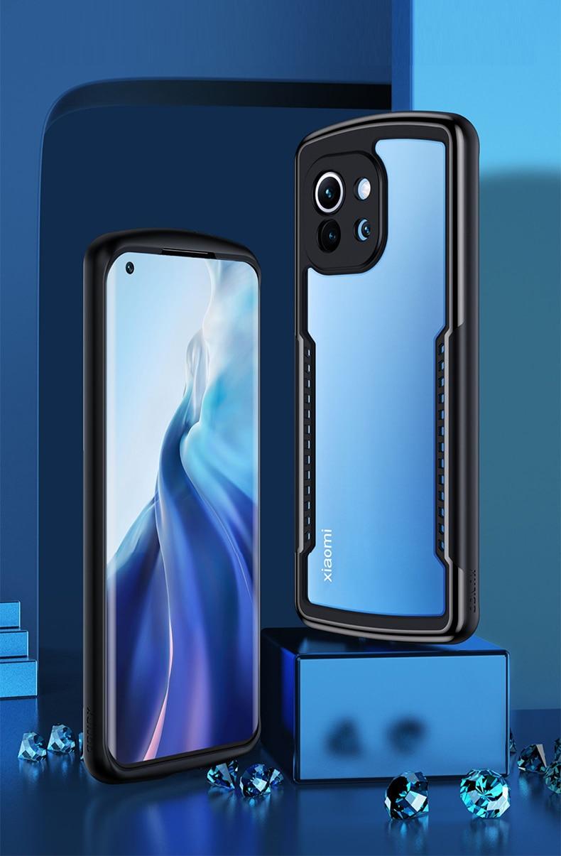 Funda XUNDD Xiaomi Mi 11 resistente a golpes y caídas - Noticias Xiaomi