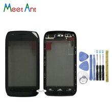"Alta calidad 3,7 ""para Nokia Lumia N710 710 Sensor de digitalizador de pantalla táctil Panel de lente de vidrio exterior"