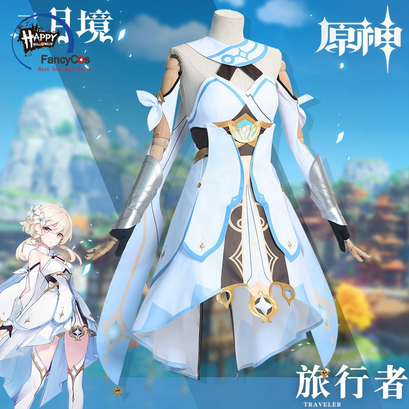 game genshin impact albedo cosplay costume carnival halloween performance outfit props men suit genshin impact costumes Lumine Cosplay Genshin Impact Dress Outfit Games Genshin Impact Cosplay Costumes Halloween Costumes for Women