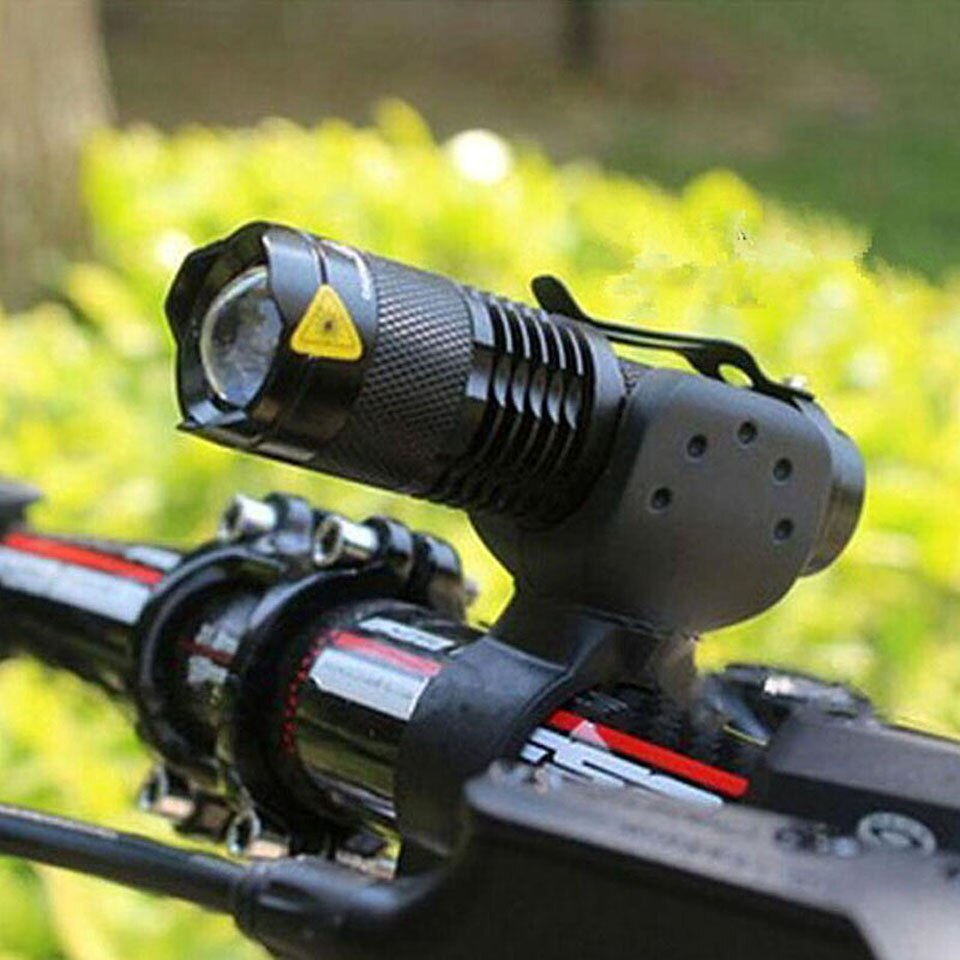 ZOOM Bicycle Light 7w 2500 Lumen 3 Mode Bike Flashlight Q5 LED Cycling Front Light Bike lights Lamp Torch Waterproof
