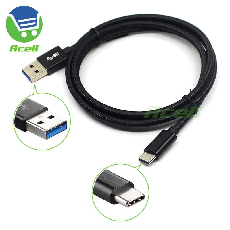 Cable USB 3,0 tipo C de alta calidad para discos duros portátiles Transcend ESD350C ESD250C ESD240C ESD230C StoreJet 25C3S 25M3C