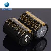 1pcs 6pcs 10000uf 50v 35x50mm nichicon kg type ii 50v10000uf gold tune pitch 10mm audio electrolytic capacitor alloy feet