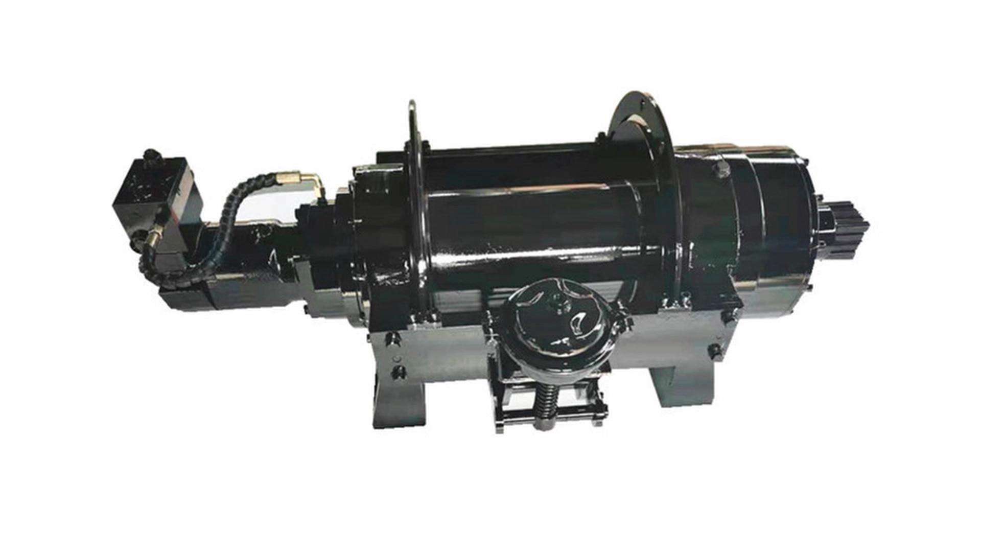 Most Popular hydraulic excavator capstan winch 15 ton