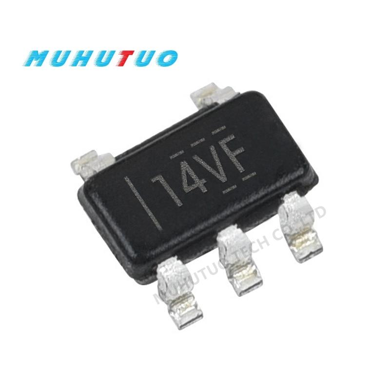 10 шт. TLV62568DBVR TLV62568 трафаретная печать 14VF Переключатель Регулятор напряжения чип патч-SOT23-5