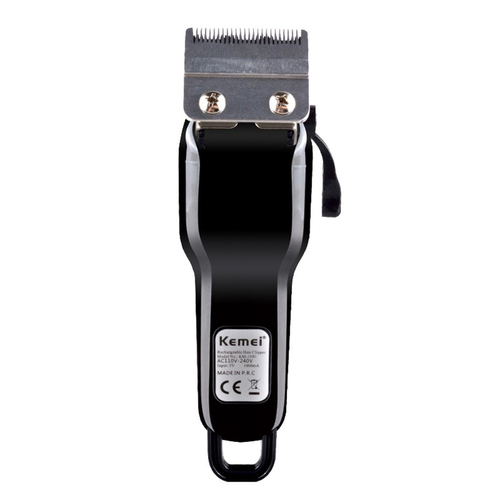 Hair Clipper Electric Hair Trimmer Shaver Trimmer 0mm Men Barber Hair Cutting Machine Chargeable Timer Beard Electric Fader enlarge