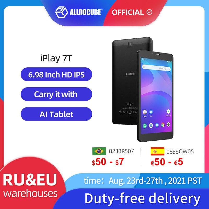 ALLDOCUBE iPlay 7T 4G LTE Kids Tablet 6.98