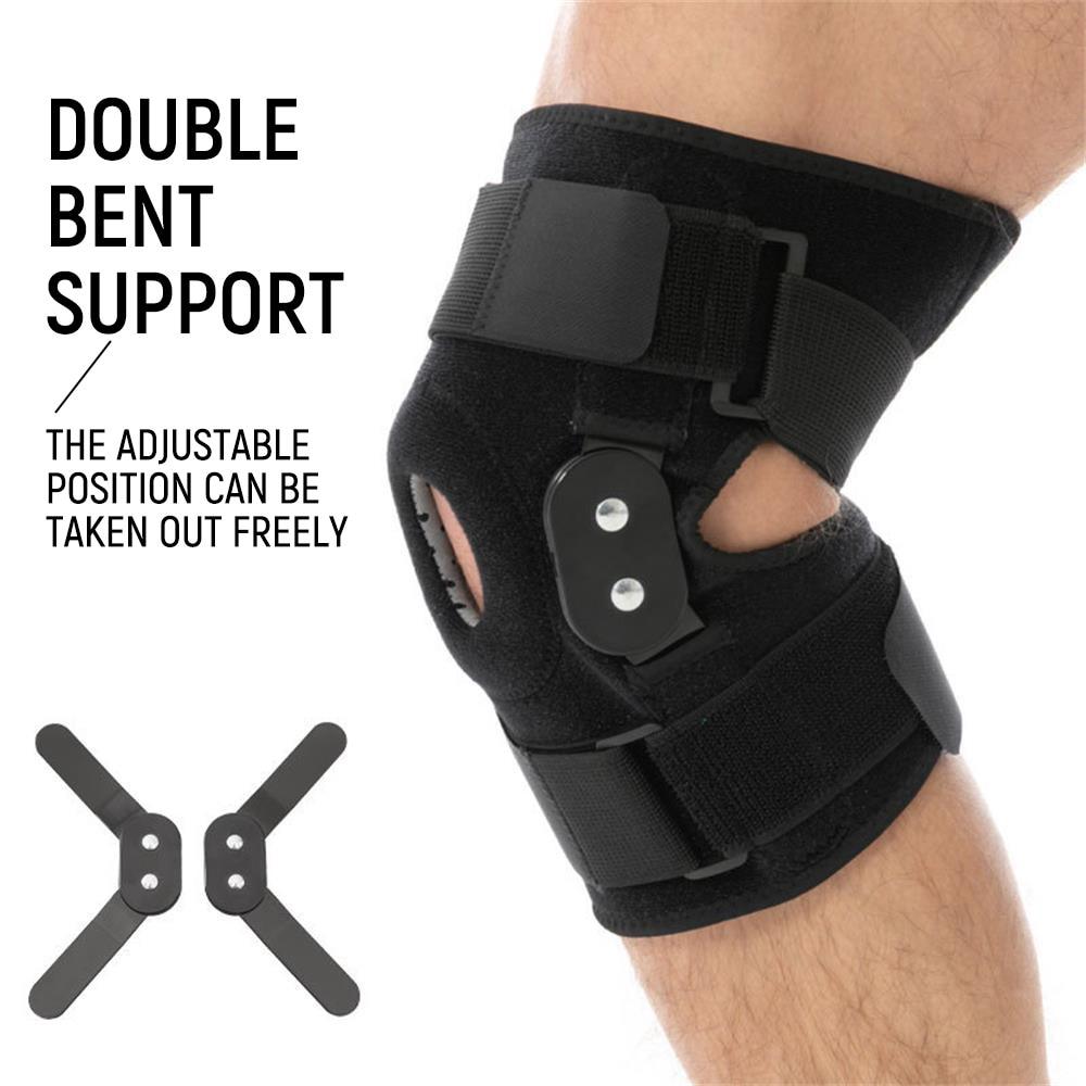 La rodilla ejercicios para encontrar y correr de compresión de la rodilla...