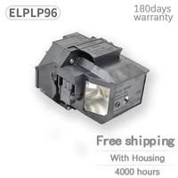 Lampe de projecteur de haute qualite ELPLP96 EB-970 2042 108 X39 2247U 2142W EX5260 V13H010L96 pour Home cinema 1060 2100 2150 660 760