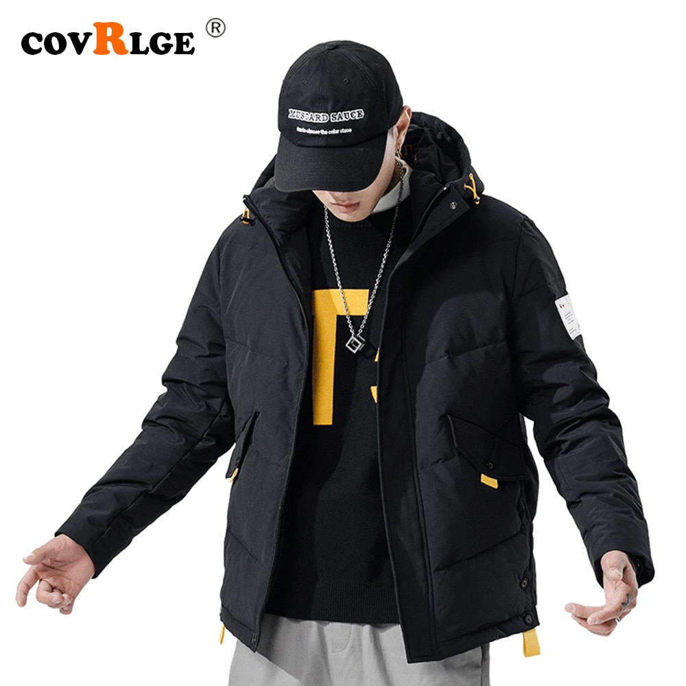 Фото - Covrlge Trendy Hooded Men's White Duck Down Jacket Stand Collar Embroidered Down Jacket Men Winter Warm Causal Coat US MWY034 covrlge trendy hooded men s white duck down jacket stand collar embroidered down jacket men winter warm causal coat us mwy034