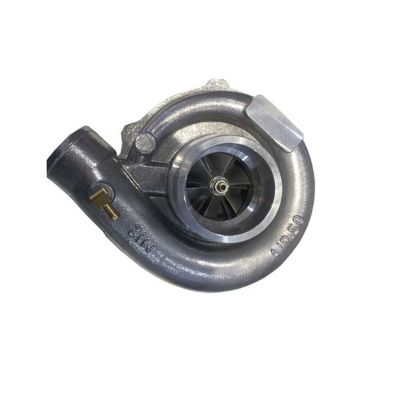 Turbocompresor T3/T4 T3T4 TO4E 50 A/R turbina 5 perno brida Turbo cargador