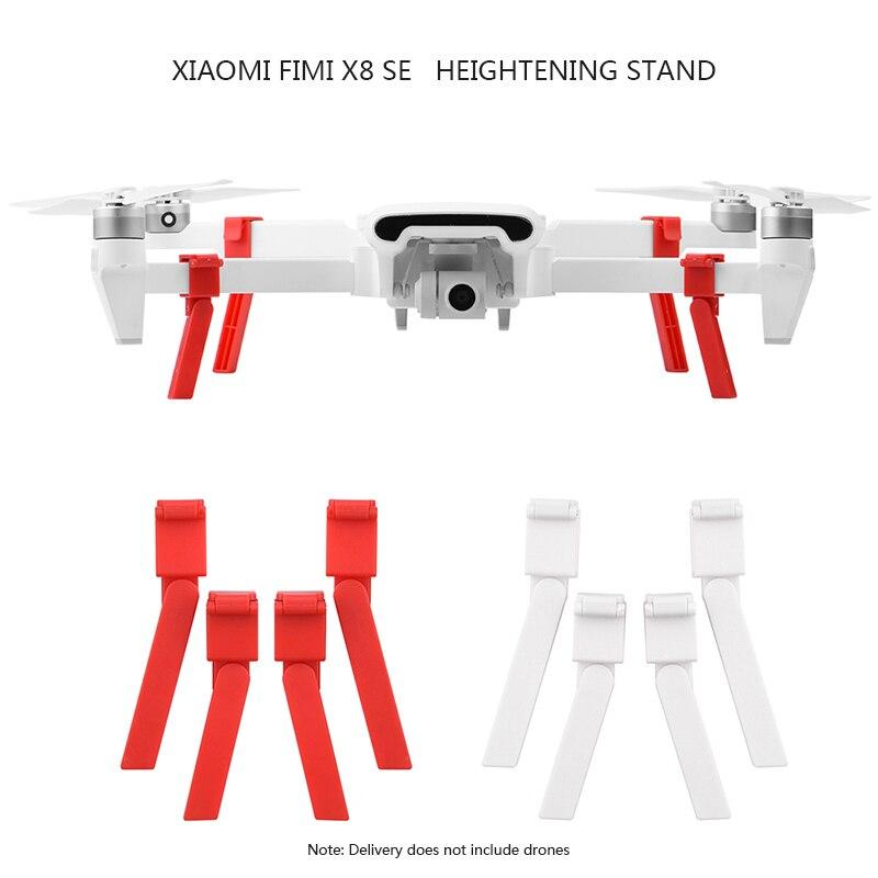 Shock Absorber Landing Gear Extended Heighten Leg Tripod For Xiaomi FIMI X8 SE Drone Quadcopter Children Kids Toys 2019