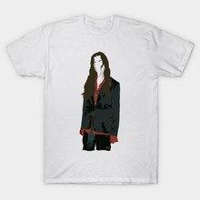 Camiseta masculina alanis camiseta feminina