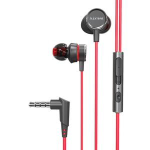 3.5mm Gaming Headset In-ear Wired Magnetic Stereo With Mic PLEXTONE G15 In Ear Wired Earphone Accessories