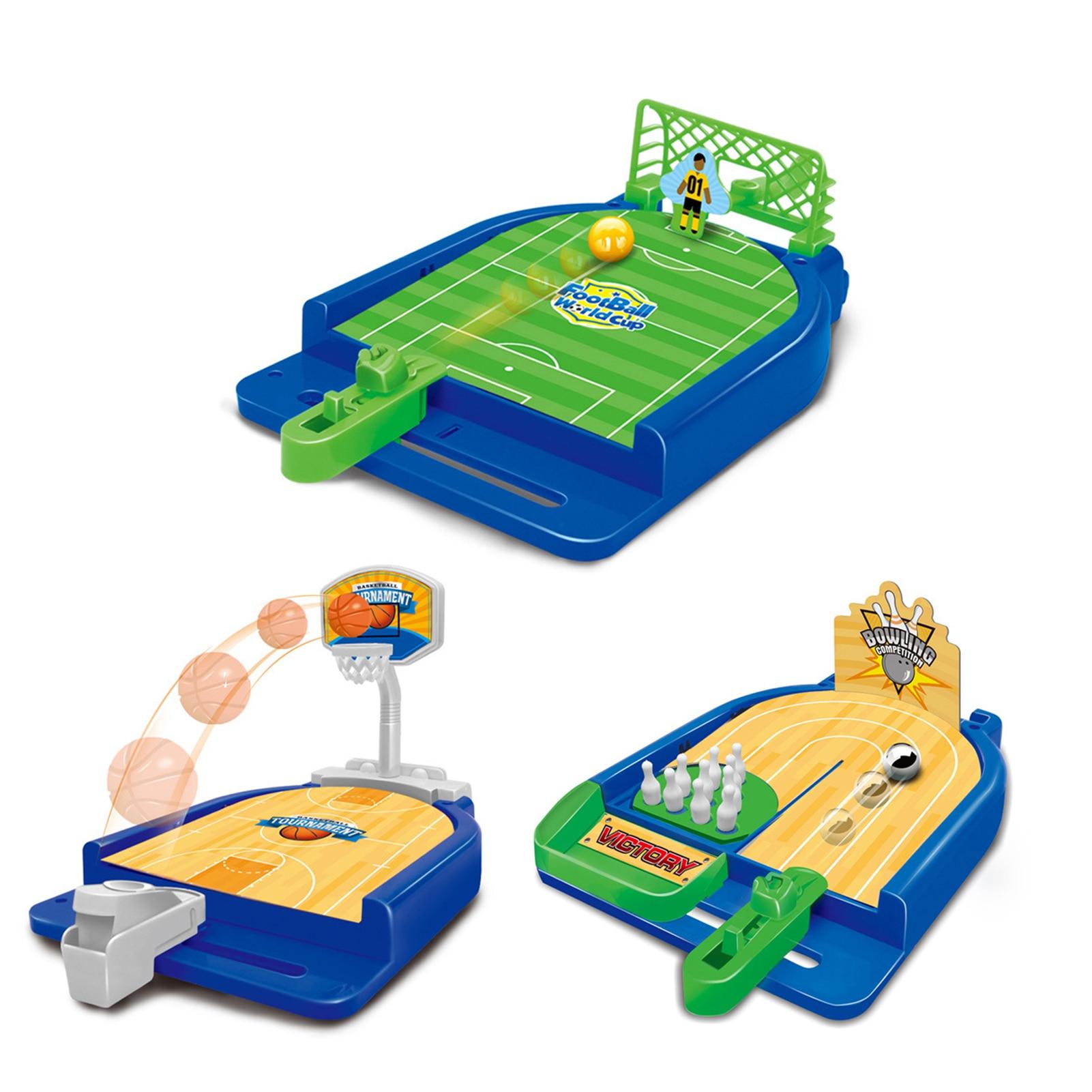Фото - Мини игра для стрельбы настольные спортивные игры для детей Баскетбол Футбол боулинг игры для детей Семейная Игра настольные игры bradex настольная игра пальчиковый футбол