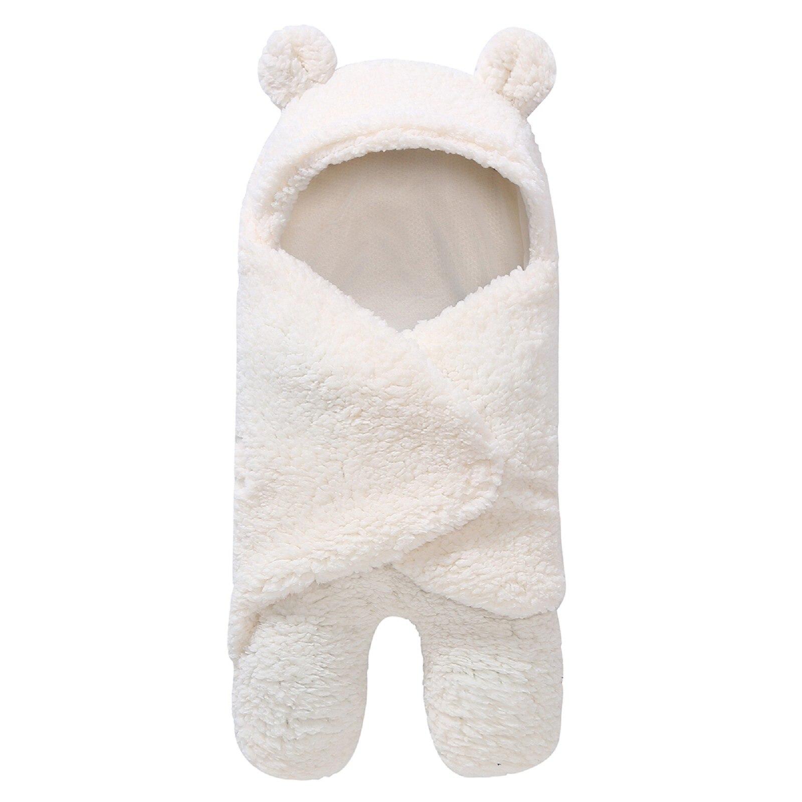 Newborn Baby Girls Boys Sleeping Bag Swaddle Wrap Stroller Bed Blanket