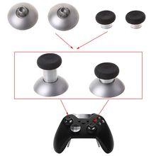 2 Pcs 3D manopole per levette supporto per stazione Gamepad parti di ricambio accessorio di gioco per Controller Wireless Xbox One Elite