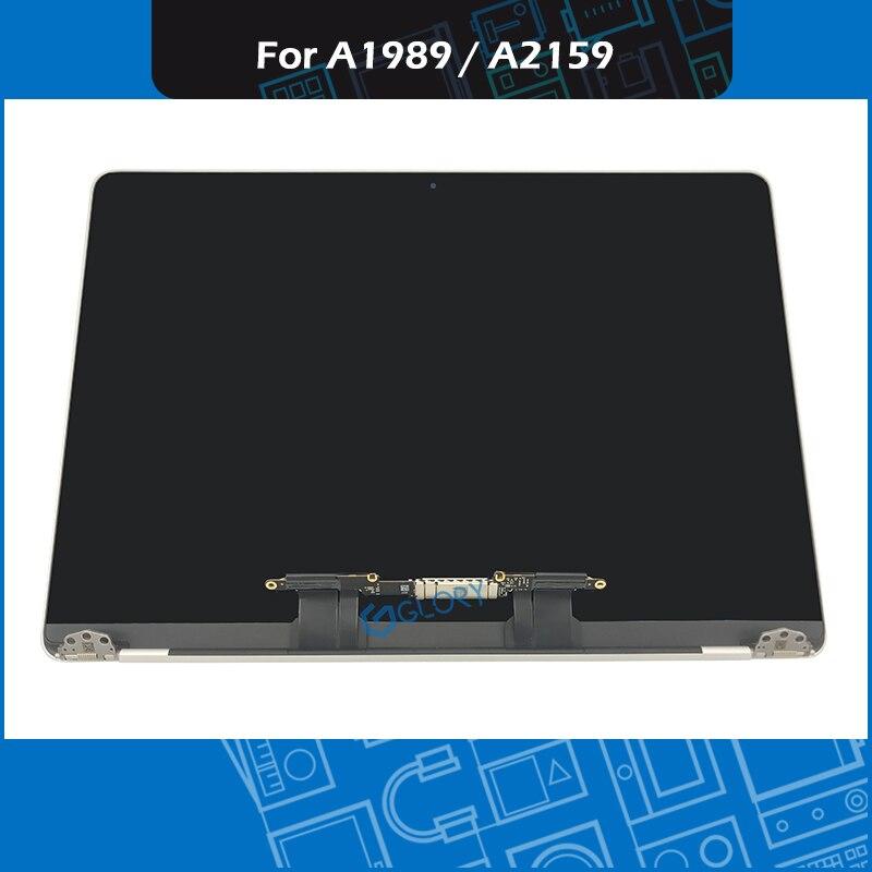 شاشة كمبيوتر محمول فضية حقيقية شاشات LCD لماك بوك برو الشبكية 13