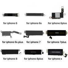for iPhone 6 6S 6s plus 7 8 7Plus 8plus X Vibrator Motor Repair Parts Replacement Mobile Phone Parts