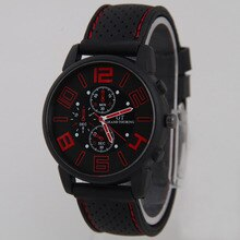Novo topo de luxo da marca moda militar relógio de quartzo dos homens esportes relógios de pulso relógio hora masculino relogio masculino 8o84