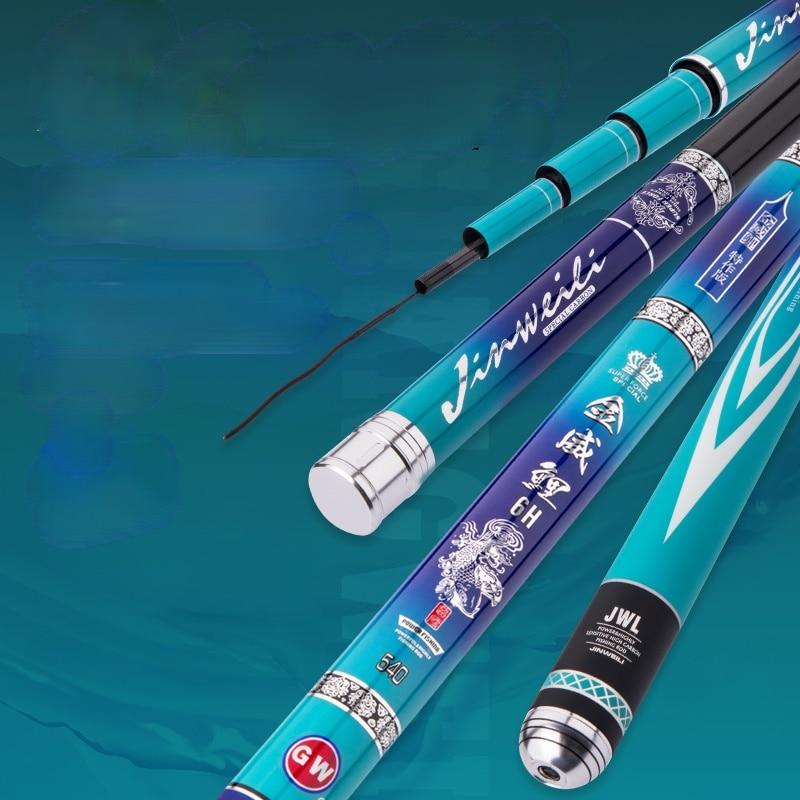 6H Super Hard Carp Fishing Pole High Carbon Carp Fishing Rod Hand Olta Fishing Canne De Pesca for Black Pit Fishing Tackle enlarge