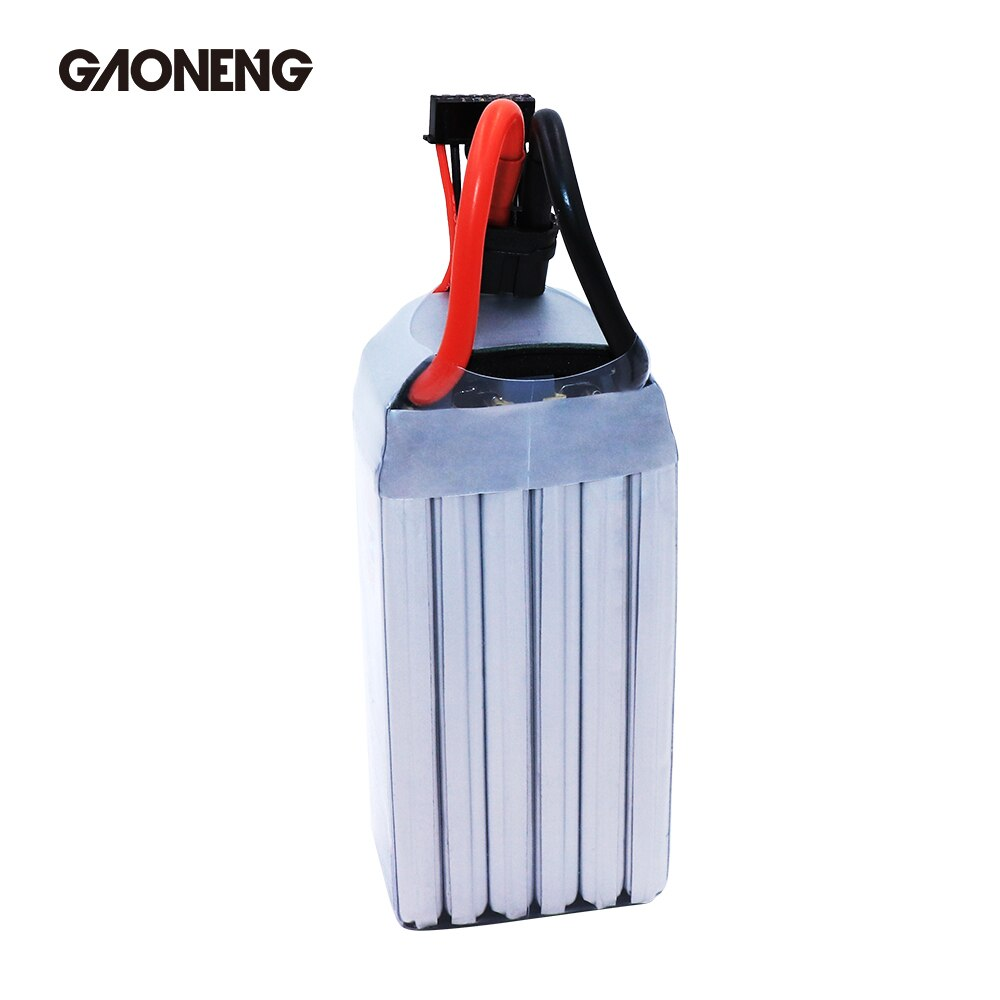Gaoneng GNB 6S 2200mAh 22.2V 120C/240C Lipo Battery With XT60 Plug for FPV Drone Quadcopter Helicopter UAV RC Parts enlarge