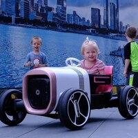 Детский электрический автомобиль, выглядит очень стильно, дети будут в восторге