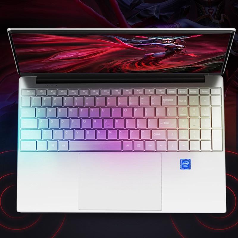 Ordenador portátil de 15,6 pulgadas versión Global Core i5, ordenador portátil Windows 10 1000GB RAM, ordenador portátil de oficina para estudiantes