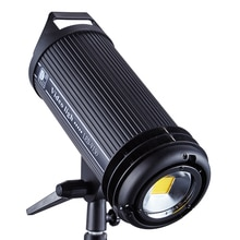 Studio LED lumière vidéo lumière du jour 5500K Yidoblo LED-V150 flux en direct lampe Shoot lampe 150W projecteur DMX télécommande