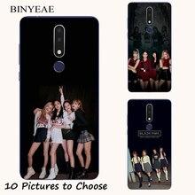 BLACKPINK Lisa Jennie Rose soft Painting Case For Alcatel 1 1C 1B 1S 1V 1X 3 3C 3L 3V 3X 2019 2020 Phone silicone Cover