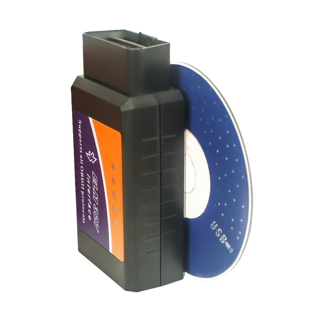 PIC18F25K80 para Mazda 6 3 CX9 CX8 CX5 OBD2 escáner V1.5 V2.1 OBDII ELM327 Bluetooth escáner de diagnóstico para herramientas de diagnóstico de coche