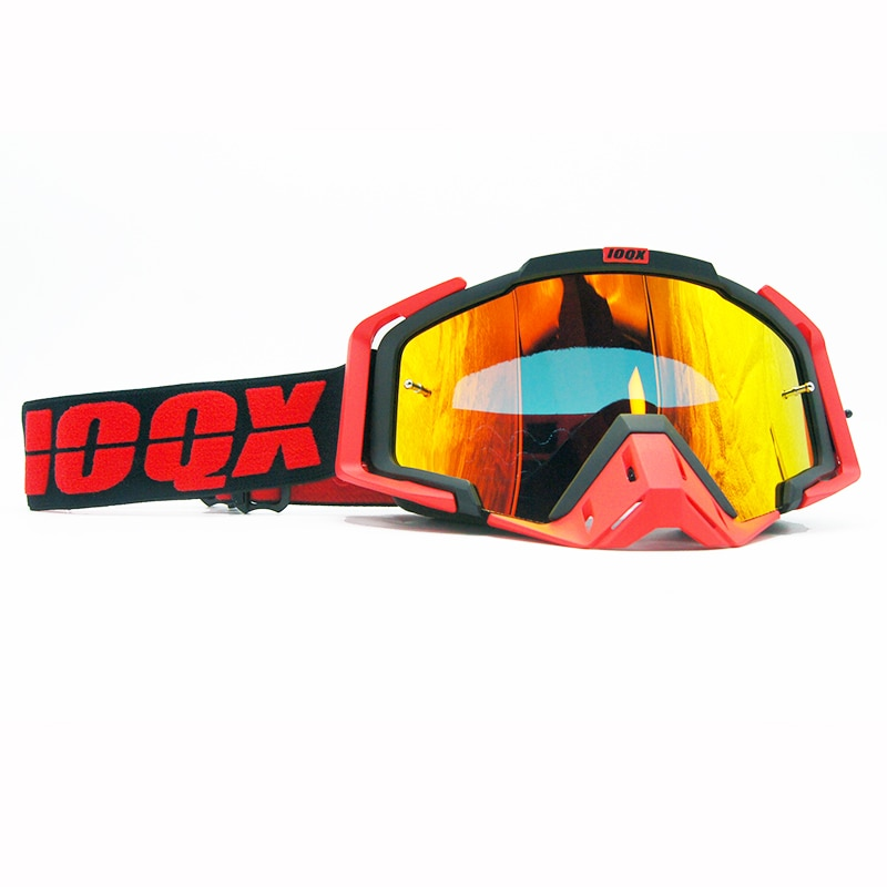 IOQX Moto Sunglasses Motorcycle Outdoor Glasses Goggles ATV For Motocross Glasses ATV Casque IOQX MX Motorcycle Helmet Goggles enlarge