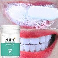 Отбеливание зубов 50 г, удаление пятен от дыма, кофейные пятна, чайные пятна, свежее дыхание, гигиена полости рта, стоматологический уход