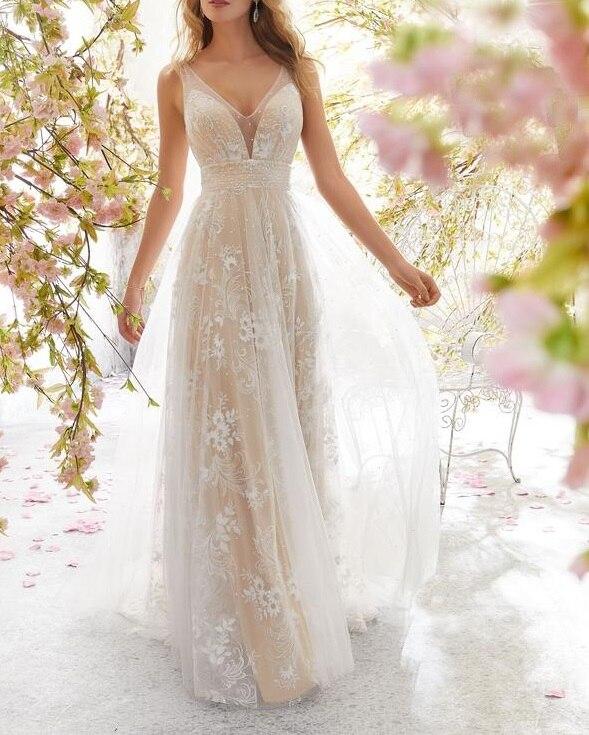 Encaje bordado malla de lentejuelas vestidos de noche para fiesta mujer espalda...