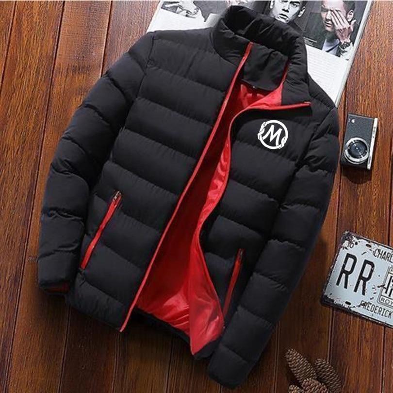 Брендовая зимняя мужская куртка светильник Кая пуховая куртка, Мужская ветровка, куртка с перьями, Мужская Легкая переносная теплая куртка