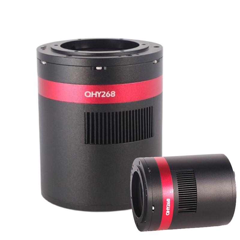 Qhy268m كريوسيميرا أبيض وأسود أحادية اللون كاميرا التبريد نوع التصوير الفوتوغرافي الفضاء العميق الفلكي