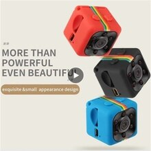 SQ11 Mini Camera 960P Sensor Camcorder Micro Video Dash Camera DVR DV Car Registrar Super Night Visi