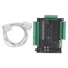 FX3U-24MR sterownik PLC przemysłowe płyta sterowania PLC programowalny sterownik logiczny wyjście przekaźnikowe