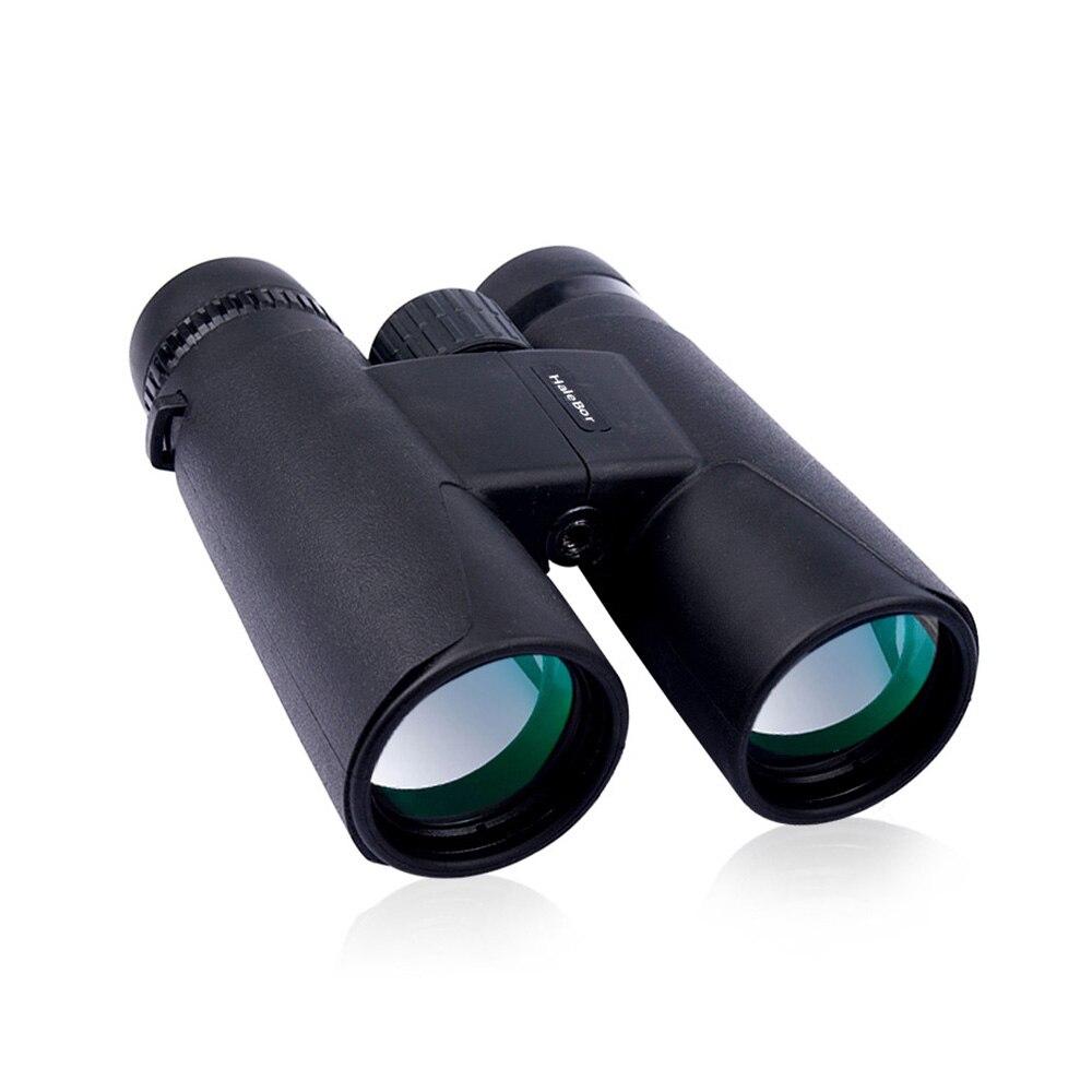 Мини 12x42 телескоп бинокли HD мощные низкие светильник Ночное Видение телескоп для спорта на открытом воздухе Путешествия Отдых Охота
