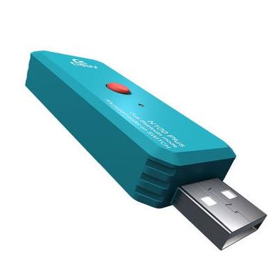 Оригинальный Coov N100 плюс Bluetooth беспроводной конвертер USB адаптер для sony Playstation PS4 Для nintendo Switch NGC Xbox One PC