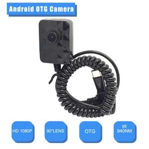 HD 720P/1080P Android Mircro USB Camera 2MP Mobile Mircro Camera Night Vision OTG Camera Android External Camera OTG MINI Camera