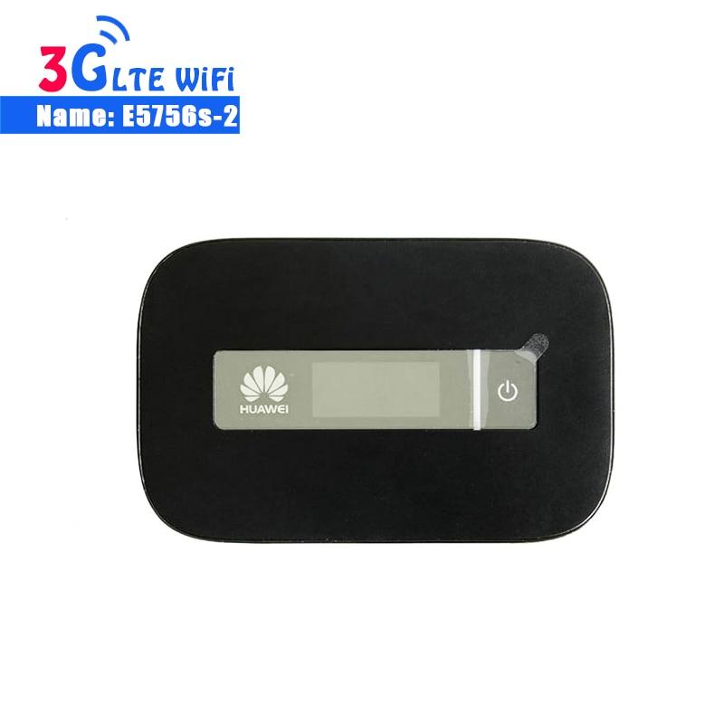 Desbloqueado Huawei E5756 42Mbps 3G Mobile Hotspot WiFi bolsillo UMTS 900/2100MHz Mobile Hotspot PK e5220 e5330 e5251 e587 e5756